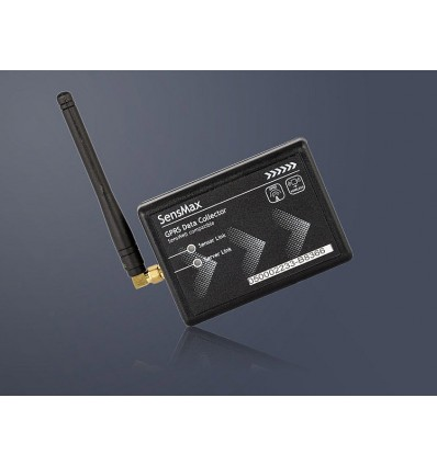 Colector de date automatic GPRS SensMax Time Stamp